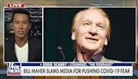 Bill Maher to liberal media on COVID messaging: You're 'scaring the s--- out of people'