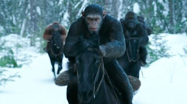 New Planet of the Apes movie from The Maze Runner director in the works