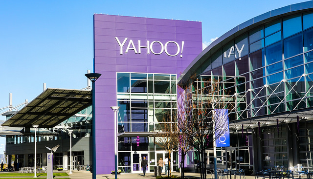 picture of yahoo campus