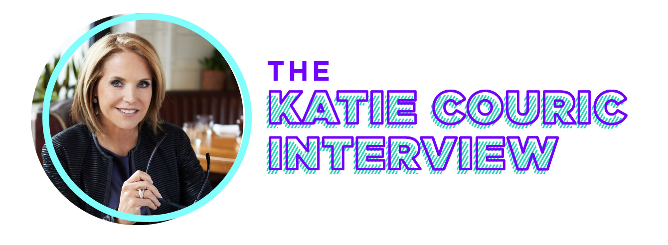 The Katie Couric Interview
