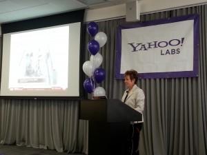 Big Thinker Robin Murphy at Yahoo
