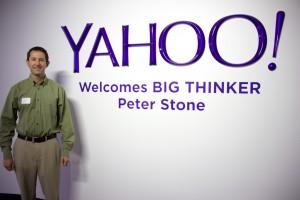 Big Thinker Peter Stone