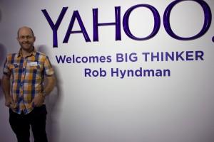 Big Thinker Rob Hyndman