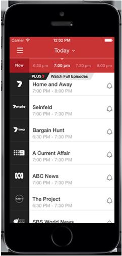 Yahoo 7 Tv Guide