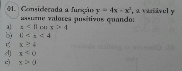 Matemática - Função?