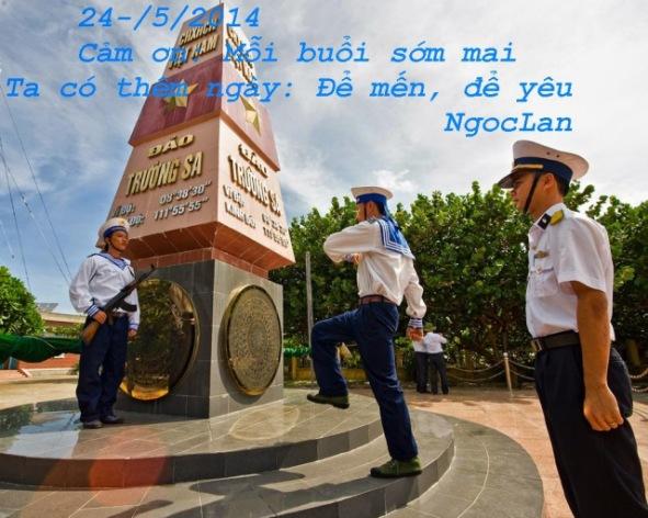Khc 24/5/2014: CÁT BIỂN TÂM TƯ (Ký)?