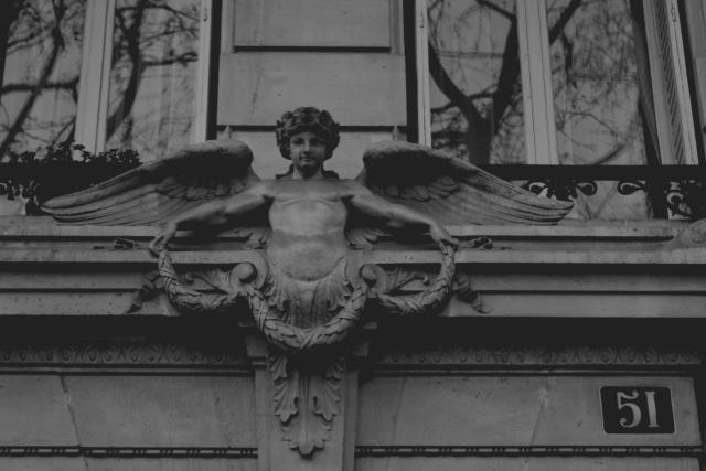 Connaissez-vous le terme architectural pour désigner cet élément d'une façade, s'il-vous-plais ? Merci !?
