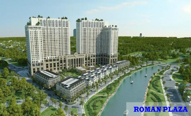 Mua chung cư roman plaza tố hữu. Vui lòng vào website: http://batdongsan-datxanh.com/romanplaza/?