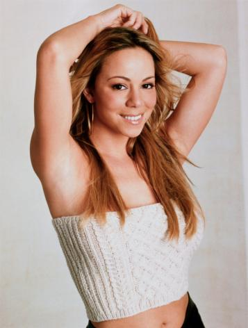 Mariah Carey is a beautiful black woman?