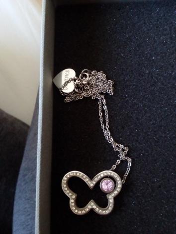 Wie gefällt euch diese Halskette von s'agapõ?