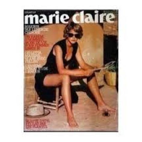 Comment avoir l'ancien numéro 408 du Magazine Marie Claire, au moins les photos de la mannequin blonde?