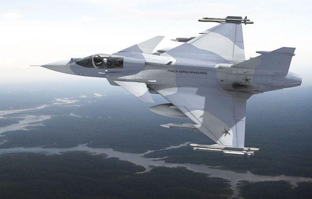 ¿Porque Brasil no compro los cazas Rusos que le habian ofrecido y adquirio Gripen?