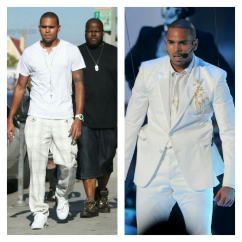 Why do people say Chris Brown is light-skinned?