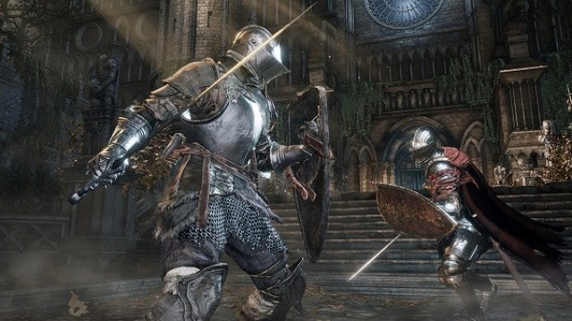 Does darksouls 3 has an easy mode?