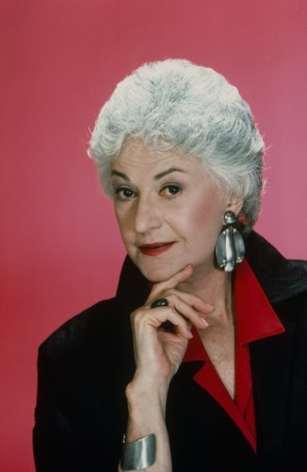 Do you remember Bea Arthur?