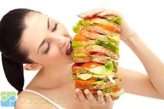 Makanan apa yang sering kalian makan, sewaktu hati sedang galau?