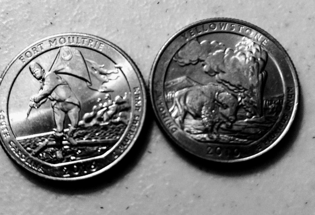 State Coins?