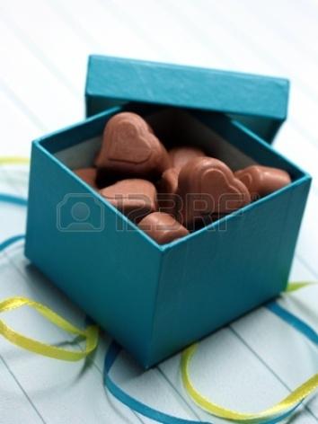 Je vous offre un chocolat?? :))?