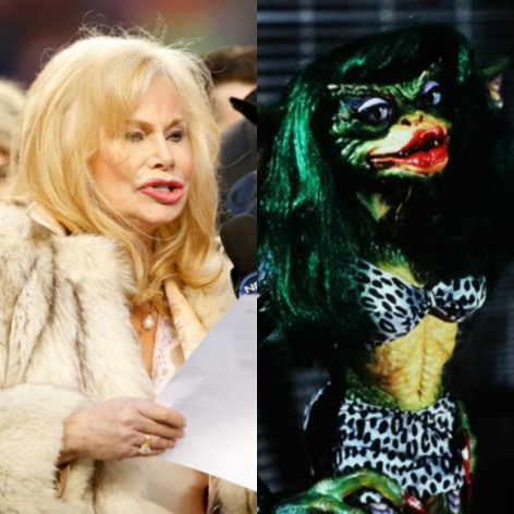 Does Pat Bowlen's wife look like a sexy gremlin?