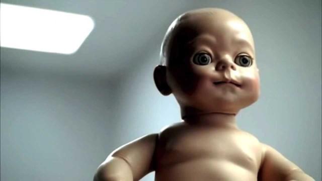Oque você acha desse boneco?