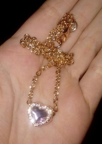 Wie gefällt euch diese Halskette von Swarovski?