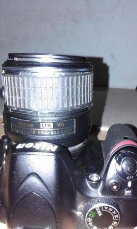 My Nikon camera lens is crooked?