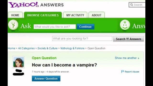 Setuju Gak Kalian jika Yahoo Answers Kembali jadi Hijau Lagi ?