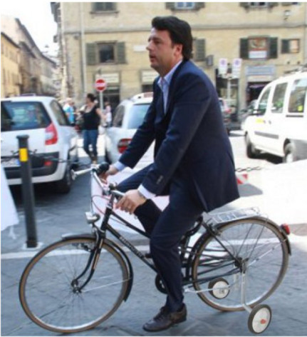 Oggi ho visto Matteo Renzi e gli ho fatto una foto!!! Entrate a vederla!?