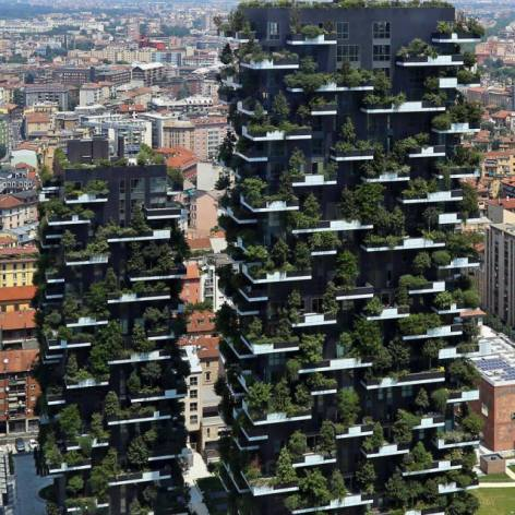 In quale città d'Italia si trova questo hotel così particolare?