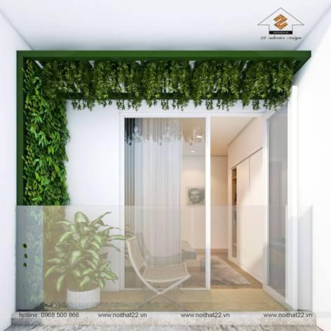 Một số hình ảnh thiết kế nội thất căn hộ 90m2 đơn giản mà đẹp?