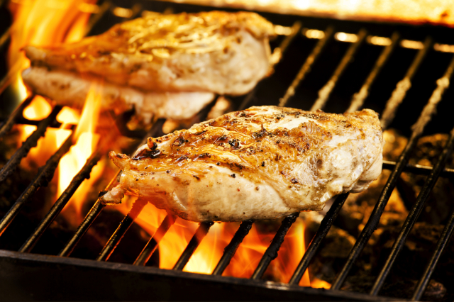 Do you want some grilled chicken?