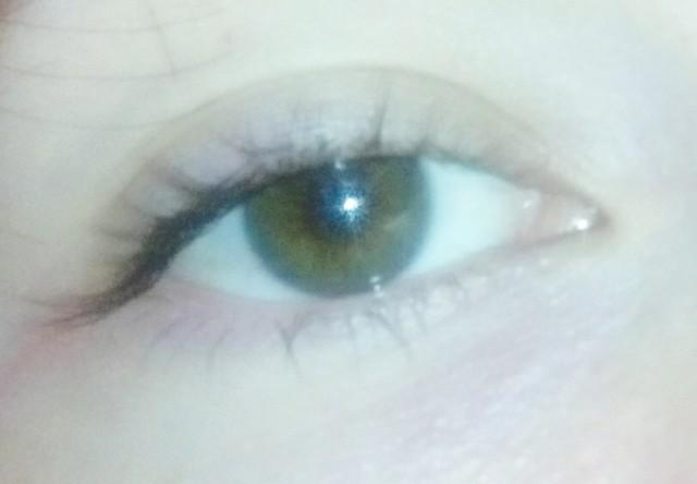¿De que color es mi ojo?