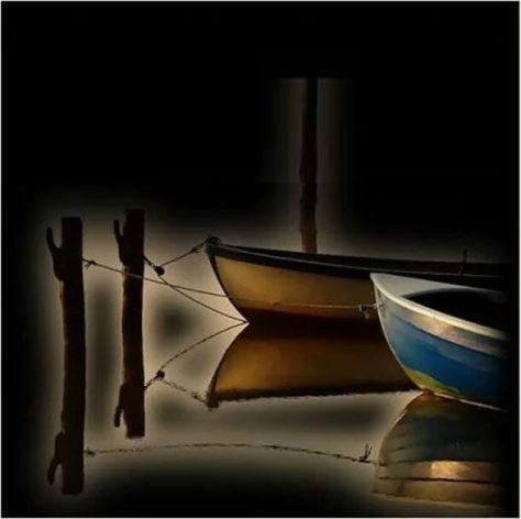 Tu me demandes qui je suis ? mais toi ? vers quels flots navigue la barque de ta vie ? Alzheimer a kidnappé ta mémoire...?