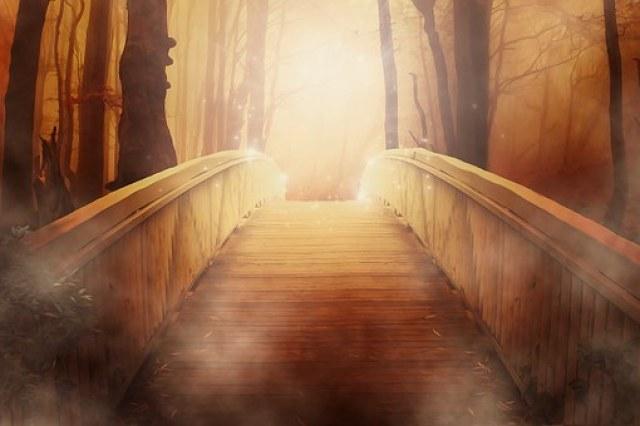 Pensez-vous qu'il y ait une Vie après la Vie ? Cela vous rassurerait-il ?