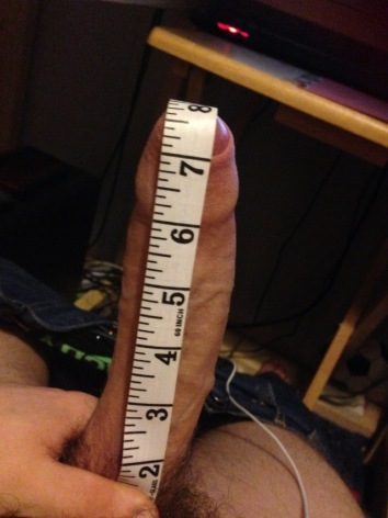 """Would my penis pleasure a women. Im 16, my names obviously not matt but you can see size from pic the girth is 5.8""""?"""