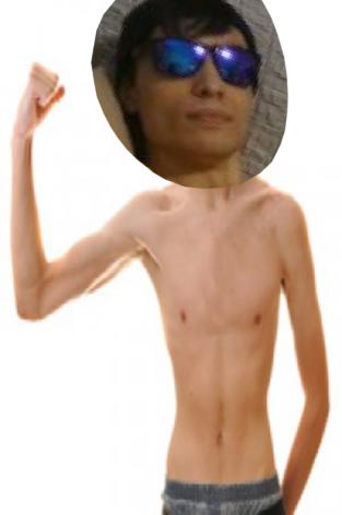 Daniele capaldo mostra il suo fisico?