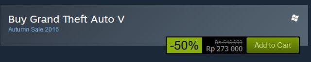 Kalau ada Diskon 50 ampe 70 % coba sebutin 1 barang yang pastinya akan kamu beli?