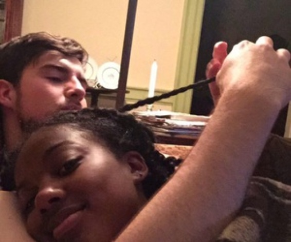 Why do black women worship white men so much?