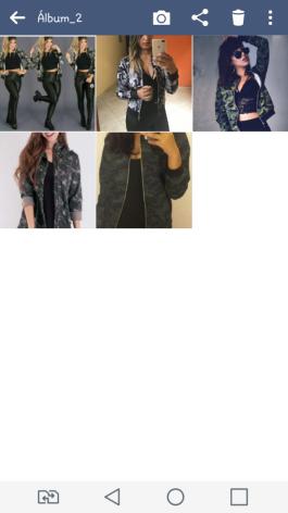 Qual jaqueta e mais bonita?