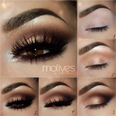 What do you think of this eye makeup?