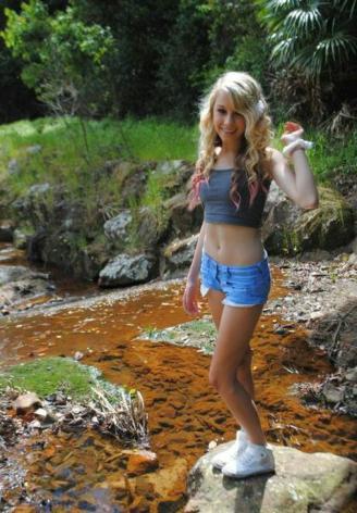 ¿Que opinas de esta chica?