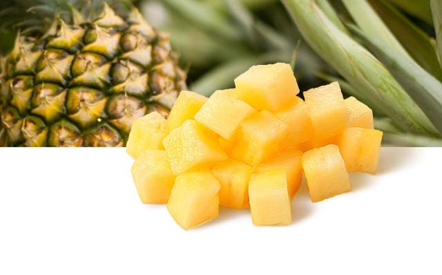 Warum hackense hier immer alle auffe Ananas rum?