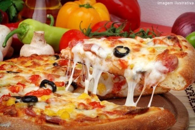 ¿Cuantos tipos de pizzas conoces. chan-chan?