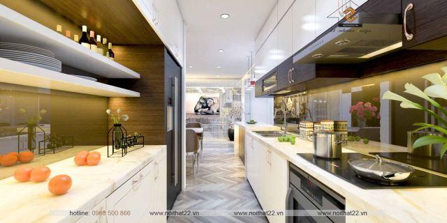 Hiện đại và đầy sức hút trong lối thiết kế chung cư 3 phòng ngủ đầy đủ tiện nghi?