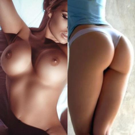 Do you prefer boobs or a$$?