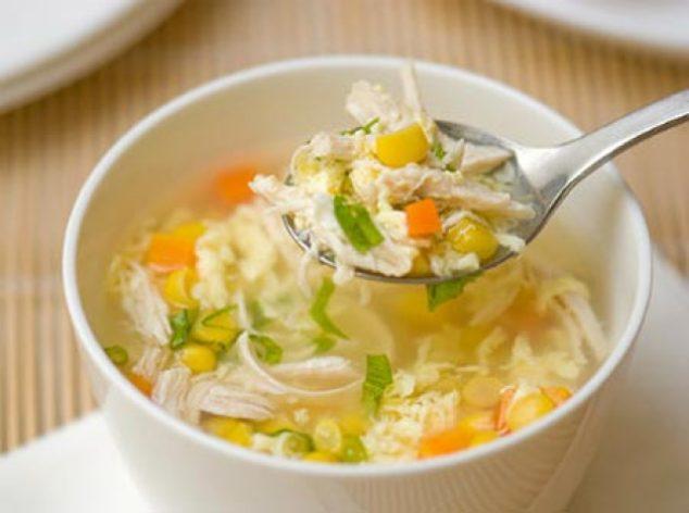 Cách nấu súp gà bổ dưỡng cho em bé??