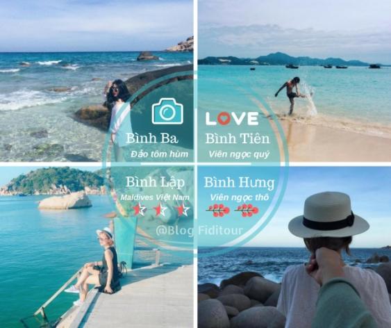 Bạn đã biết bốn đảo đẹp nhất Nha Trang?