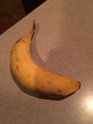 How many bananas are in your kitchen at this very moment in history?