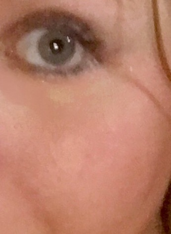 Is this eye color considered grey?