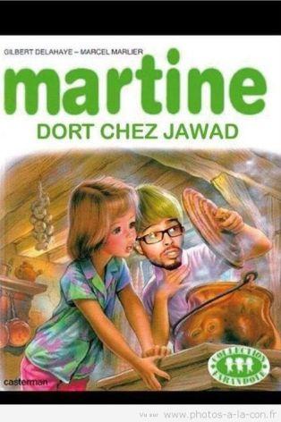 Connaissez-vous les Martine ?